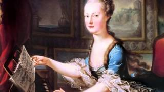 Johann Sebastian Bach - Polonaise In G Minor BWV Anh. 119 - Baroque And Classical Piano Music