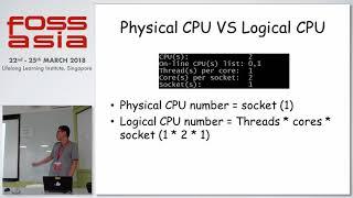 lscpu for BSDs - Nan Xiao- FOSSASIA 2018