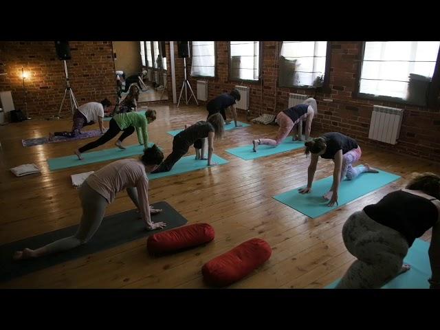 Гормональная йога YogaHormonal .