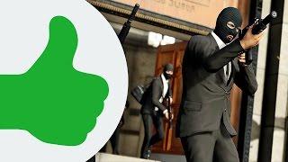 GTA 5 - Die drei besten Dinge an den GTA-Online-Heists