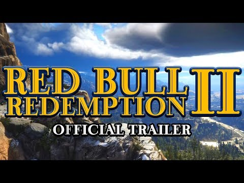 Red Bull Redemption 2 - Official Trailer (Red Dead Redemption 2 Parody)