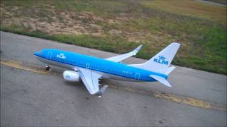 Video Windrider KLM BOEING 737 - How It's Made & Maiden Flight download MP3, 3GP, MP4, WEBM, AVI, FLV Agustus 2018
