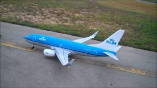 Video Windrider KLM BOEING 737 - How It's Made & Maiden Flight download MP3, 3GP, MP4, WEBM, AVI, FLV Juni 2018