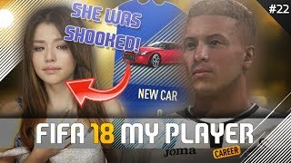 SURPRISING PARENTS WITH NEW CAR! | FIFA 18 Player Career Mode w/Storylines | Episode #22