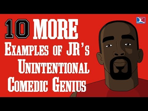 100,000 SUBSCRIBERS SPECIAL -- 10 More Examples of JR Smith's Comedic Genius (3rd VIDEO)