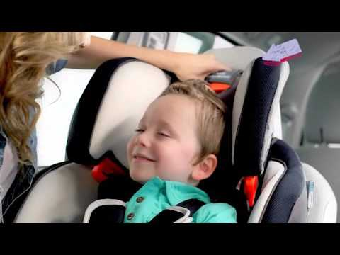 Graco Milestone 3 In 1 Car Seat