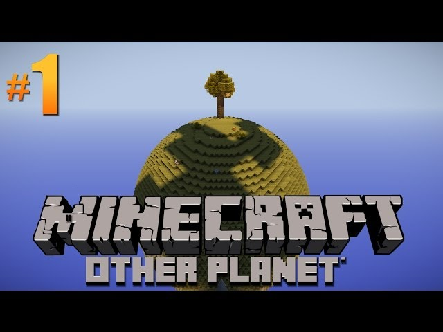 Minecraft: OtherPlanet 2.0│en Español por TulioX│Parte #1 Videos De Viajes