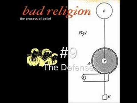 Top 20 Bad Religion Songs
