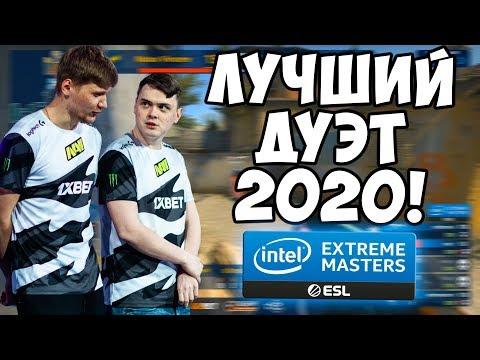 ПРЕВОСХОДНАЯ КОМАНДНАЯ ИГРА ОТ НАВИ! NaVi Vs FaZe ЖЕСТКАЯ БОРЬБА IEM Katowice 2020