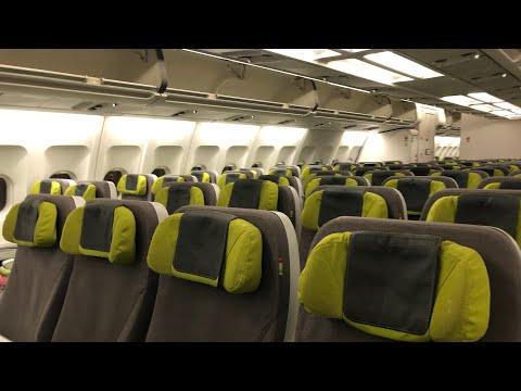 Tripreport | TAP Air Portugal | Newark(EWR)-Lisbon(LIS) | Economy | A330-200