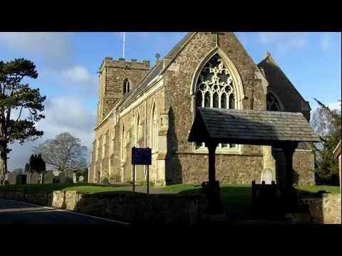 All Saints Church, Thurlaston, Leicestershire.