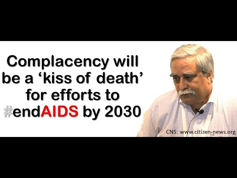 [Focus] Complacency will be a kiss of death for efforts to #endAIDS by 2030