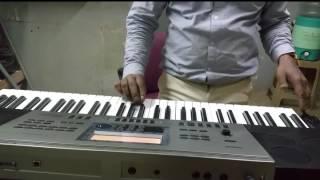 Hanste Hanste Kat jaye Raaste On Keyboard