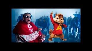 Daddy Yankee & Snow (Alvin y las Ardillas Cover) - Con Calma YouTube Videos