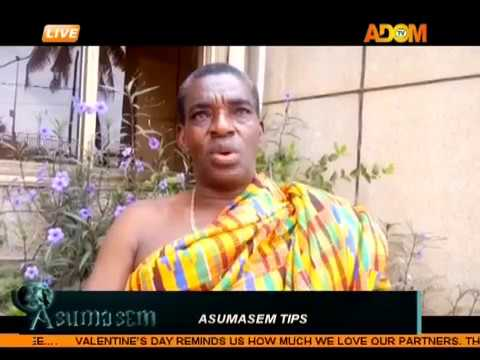 Spiritual Realities at Gold mines -Asumasem on Adom TV (15-2-17)