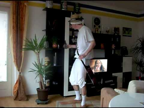 Costa Cordalis Weißer Anzug