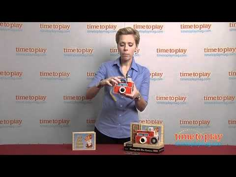 Fisher-Price Changeable Disc Camera From Basic Fun