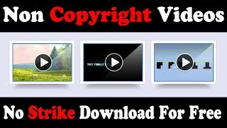 No Copyright Videos Download For Free