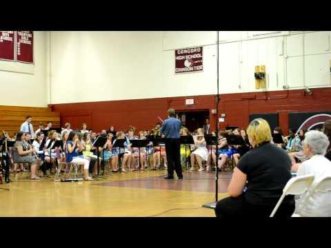 Legend of Zelda - Concord High School (NH) Pops Concert 2012
