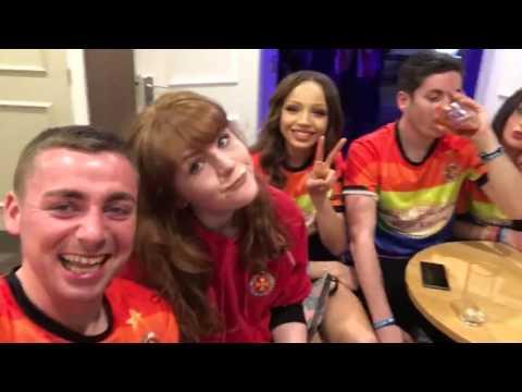 Maltese Olympic Touring Team - Blackpool Hockey Festival 2016 Vlog