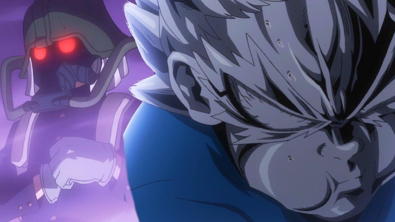 Tetsutetsu VS  Mustard REACTION! My Hero Academia Season 3 Episode 5!