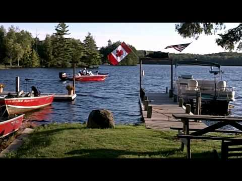 Moose Lake Resort | Hayward, Wisconsin Lodging | Mystic Moose Resort Cabin & Boat Rentals