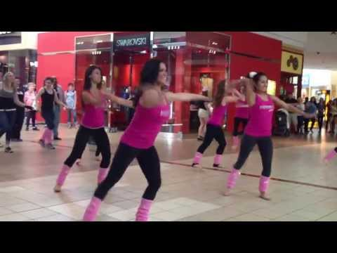 Chandler Fashion Mall Flash Mob - 04/13/13