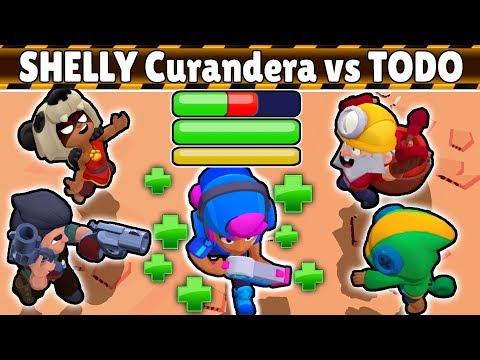 SHELLY CURANDERA vs TODO | Habilidad Estelar