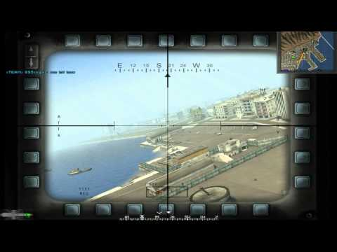 Project Reality v0.973 - Attack Helicopter: Muttrah City Cobra Gunner HIGHLIGHTS