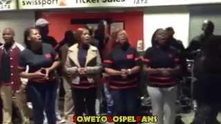 soweto-gospel-choir---emlanjeni-yelele-at-the-airport