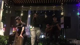 Ca Sĩ Bích Tuyết The Voice 2019 Giao Lưu Cùng Ban Nhạc Acoustic Mvland