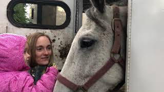 Meeting My New Horse for the First Time! Happy Video!