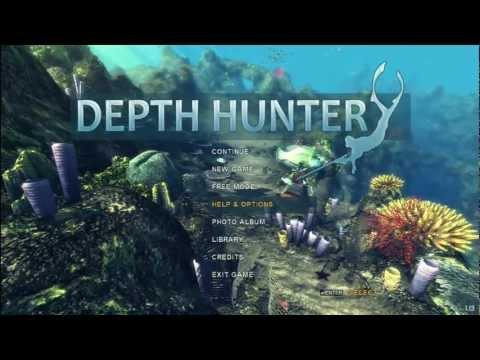 Обзор Depth Hunter