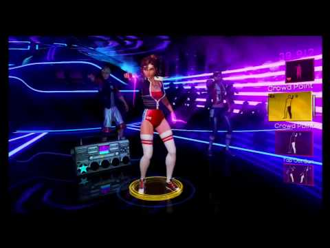 Dance Central 2 - Club Can't Handle Me 'Medium Difficulty'  Phlatbeef's first go