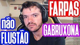 🔥😤 GAULES FARPAS GABRUXONA sobrou pro FLUFLU 😤🔥