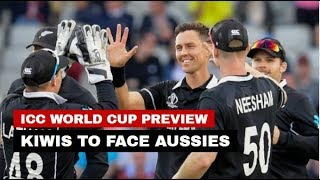 New Zealand target a win against Australia to seal a place in semis