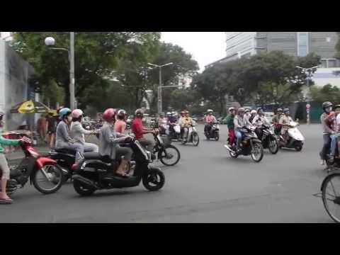 CITY OF TIN TIN SAIGON VIETNAM