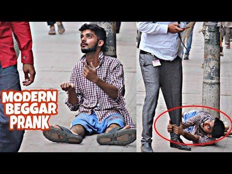 Beggar Who Speaks English   Beggar Prank   Prank In Pakistan