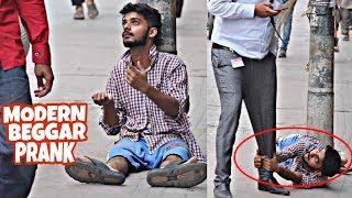 Beggar Who Speaks English | Beggar Prank | Prank In Pakistan