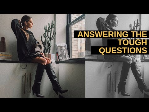 HUGE Q&A & MY ENTIRE CAREER STORY