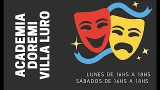 """Teatro Virtual DoReMi  Obra"""" Lo viejo no es basura"""""""