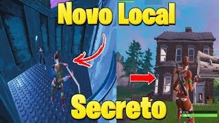 LIEU SECRET À NICE PARK-FORTNITE