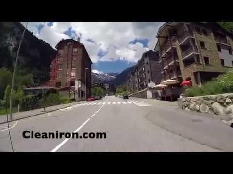Paseo en coche por Andorra: La Massana-Arinsal