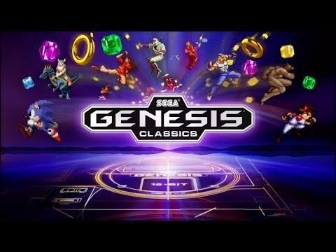 Sega Genesis Classics [Nintendo Switch] thumbnail