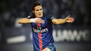 Edinson Cavani - Season 2016-2017 / Amazing Goals Show