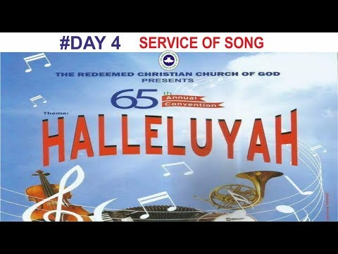 Service Of Songs_ RCCG 65th ANNUAL CONVENTION 2017 #Day 4