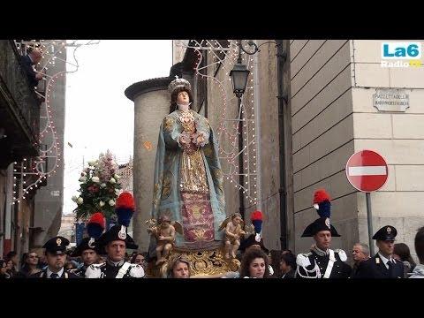 Processione Madonna della Libera 2014 - Pratola (AQ)