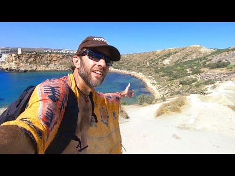 malta-travel-tips-&-the-best-beach-in-malta