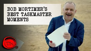 Bob Mortimer's Best Taskmaster Moments