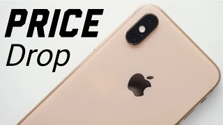 iPhone XS & XS Max - Price Drop!